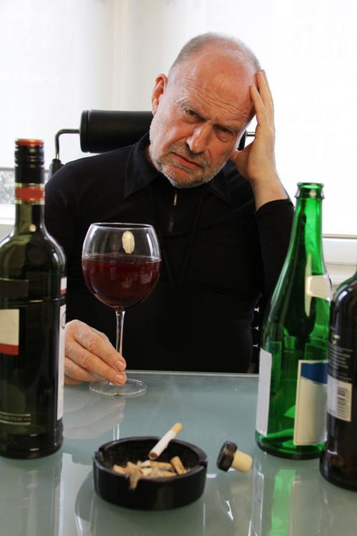 Alkohol Kontrollverlust